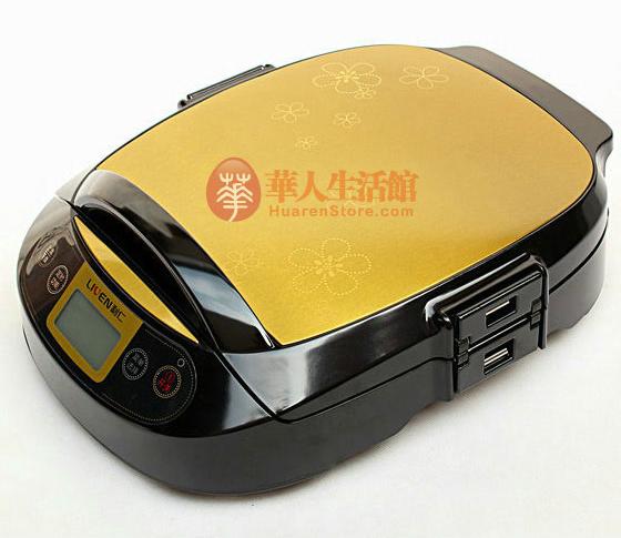 利仁电饼铛lr-300hf