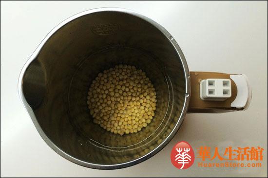 九阳豆浆机DJ13B-D81SG加水