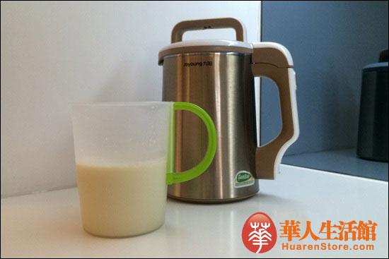 九阳豆浆机DJ13B-D81SG成品
