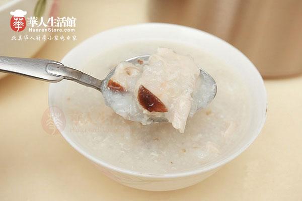 九阳dj13m-d82sg香菇瘦肉粥