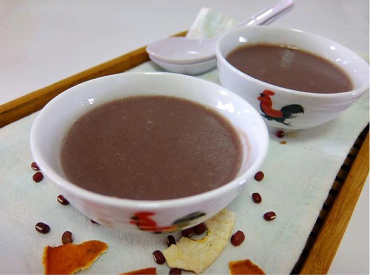 九阳豆浆机食谱--红豆沙