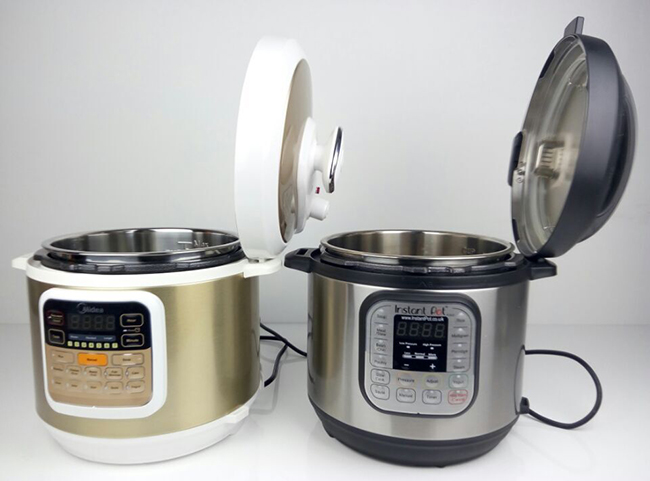 美的MY-CS6002W和Instant-Pot-IP-DUO60对比图2-1