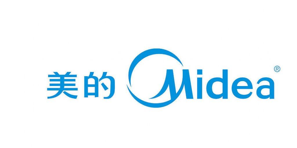 美的logo
