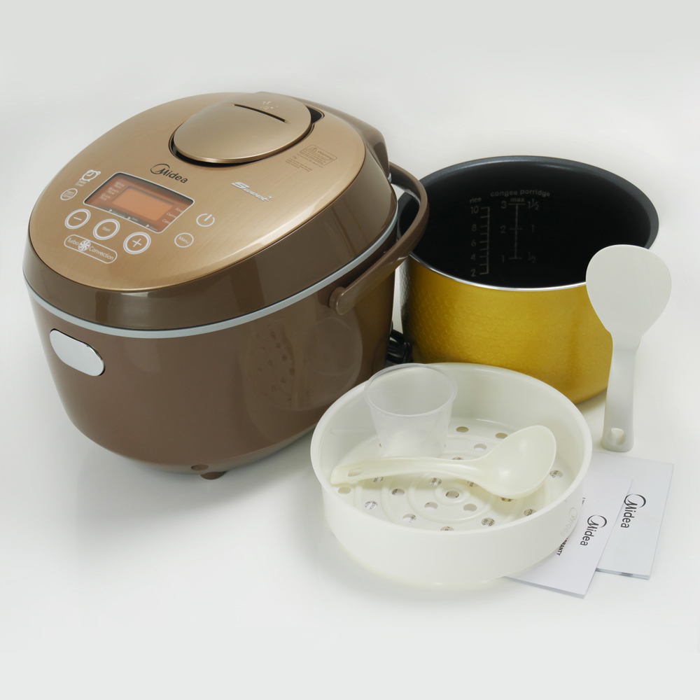 Midea MB-FC5020 10 cup Smart Multi-Cooker/Rice Cooker