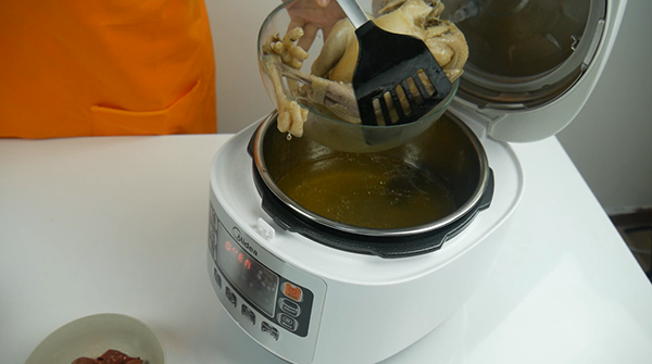 MIDEA MY-SS5033 Electric Pressure Cooker