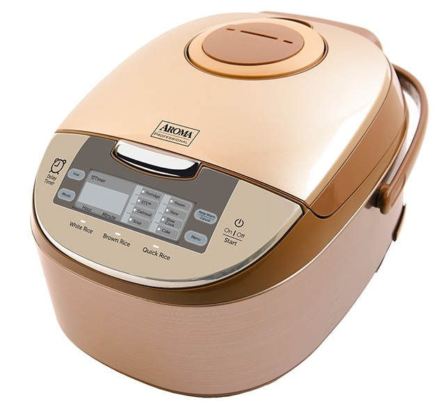 Aroma 12 cup Rice cooker&Slow cooker&Food steamer ARC-6106
