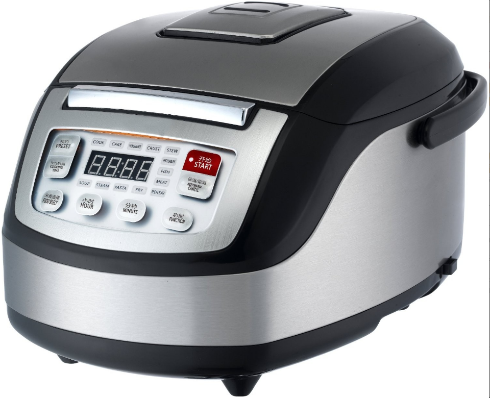 Hirbo 13-in-1 Asian-style Multifunctional Rice Cooker Eb-fc57