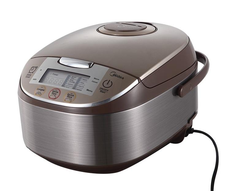 Midea MB-FS4017 12 Pre Set Multi Functional Energy Efficient Smart Rice Cooker