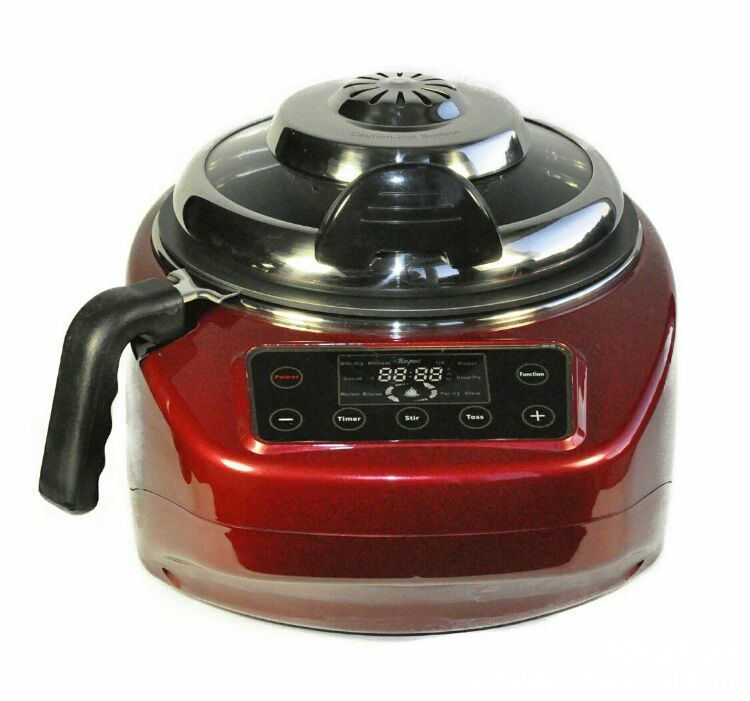 The Intelligent Robot Cooker Robot