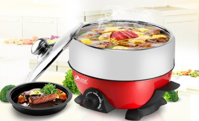 Electric Shabu Pot