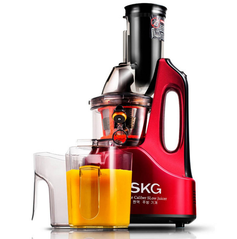 SKG 2088 New Generation Wide Chute Anti-Oxidation Slow Masticating Juicer
