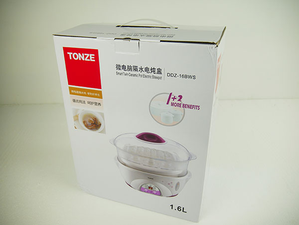 Tonze DDZ-16BWS Smart Twin Ceramic Pot Electric stew pot