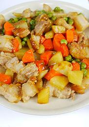 蚝油肉丁final 捷赛 自动烹饪锅菜谱