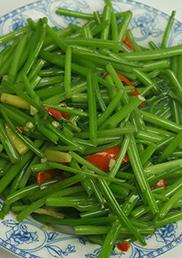 清炒红薯茎final 捷赛 自动烹饪锅菜谱