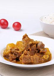 咖喱牛肉final 捷赛 自动烹饪锅菜谱