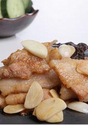 蒜爆肉final 捷赛 自动烹饪锅菜谱