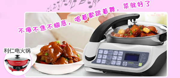 GEMSide Automatic Meal Cooker E151