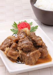 酱焖牛腩final 捷赛 自动烹饪锅菜谱