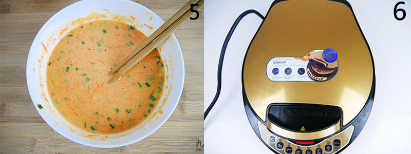 Liven LR-A434 Electric Skillet, One Button to Detach and Wash