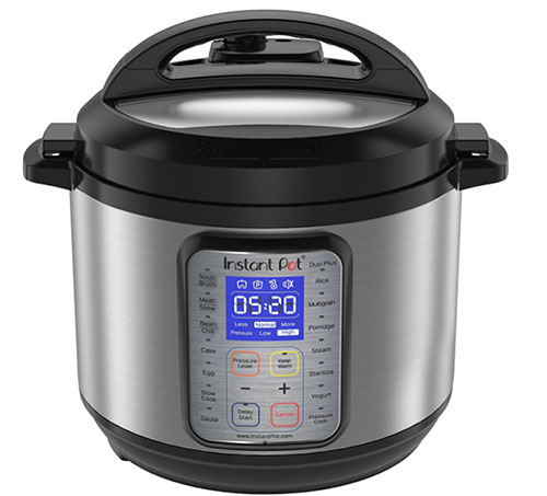 America Instant pot and Joyoung Electric Multi-Pressure Cooker