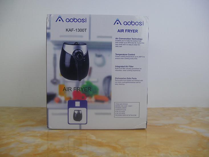 Aobosi Multi-Functional and Versatile -2.6 Quart Air Fryer KAF-1300T1