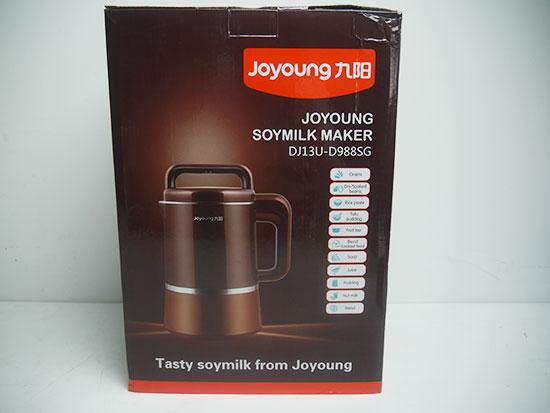 Joyoung Soymilk Maker DJ13U-988SG和DJ13M-988SG的区别-02