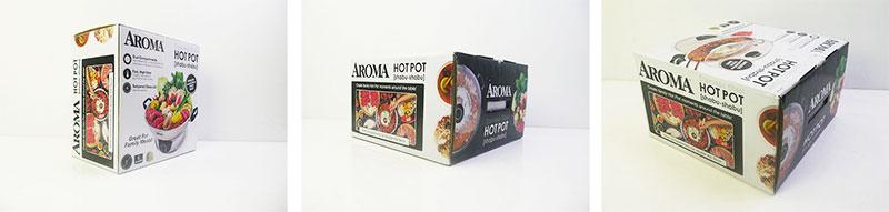 Aroma Electric Shabu Pot ASP-600