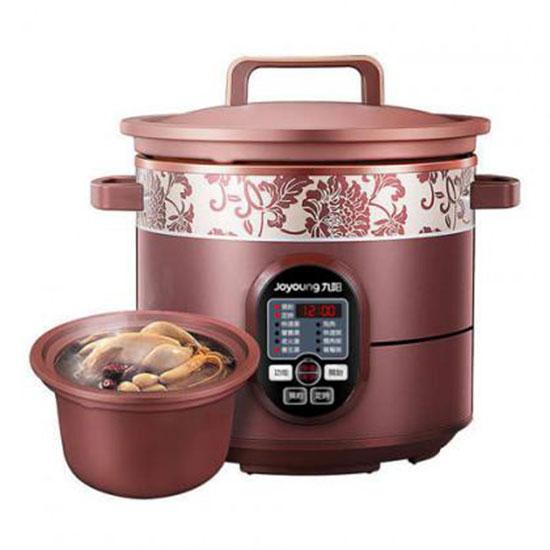 美国九阳紫砂锅电炖锅