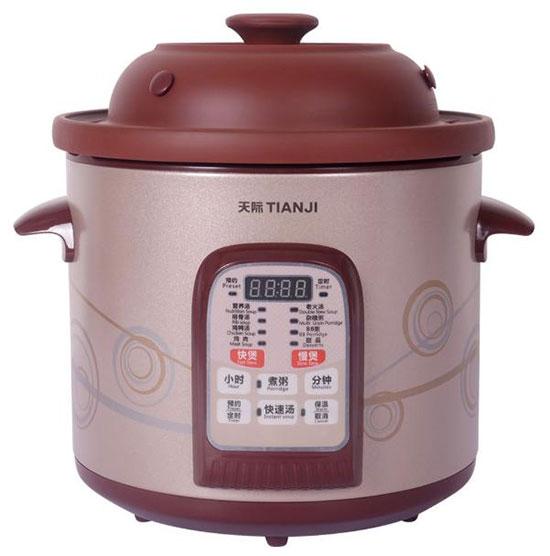 美国天际TIANJI紫砂电炖锅DGD40-40SWD