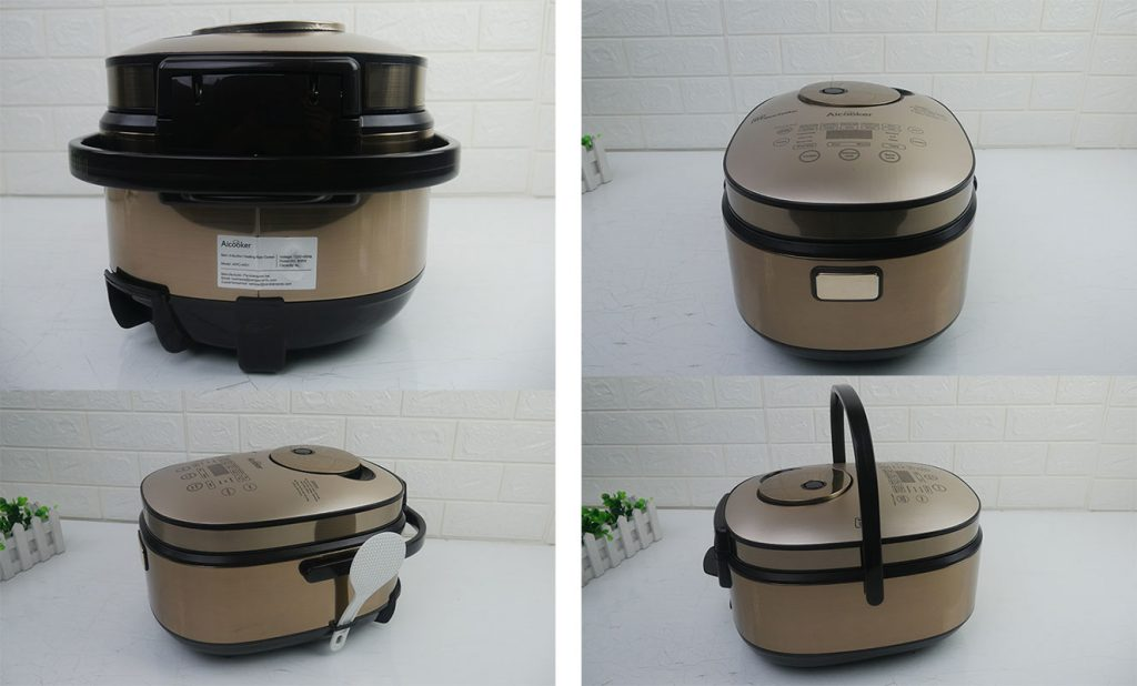 美国120V Aicooker IH饭煲AIRC-4001