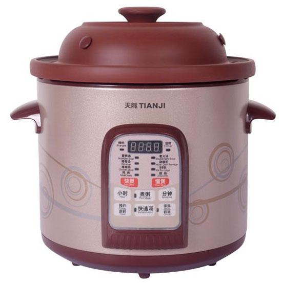 美国天际120V紫砂电炖锅