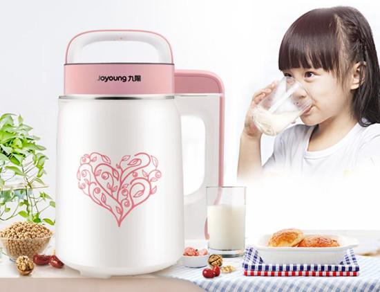 九阳2018年新款豆浆机 DJ06M-DS920SG