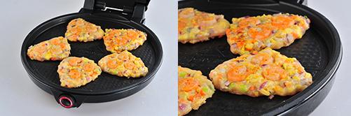 电饼铛食谱