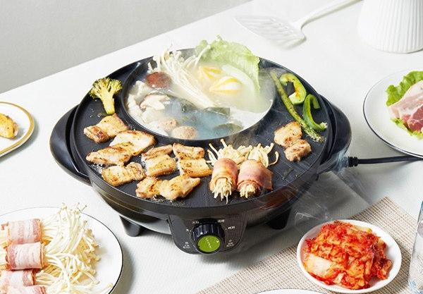 利仁涮烤锅