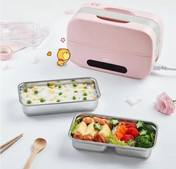 美国小熊电热饭盒