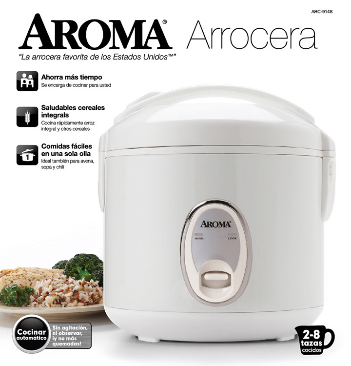 Aroma电饭锅ARC-914S