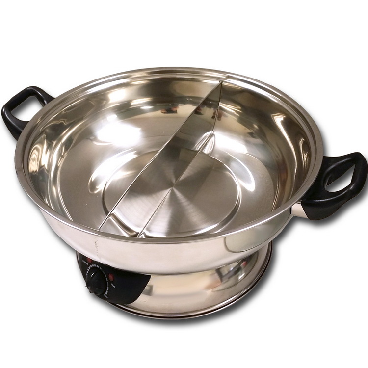 Sonya Electric Hot Pot  with stainless steel pot