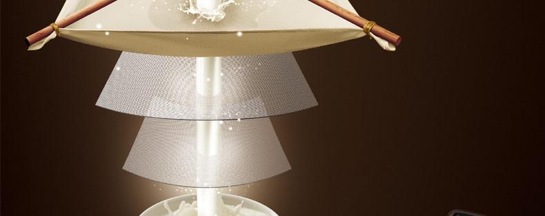 九阳豆浆机DJ13M-D988SG 豆浆真的无豆渣,再也不需要过滤网过滤